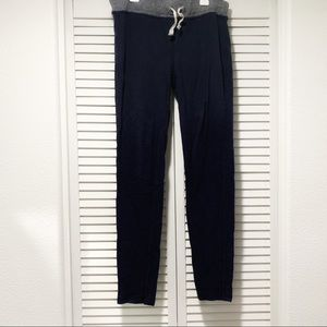 J.Crew navy blue sweatpants